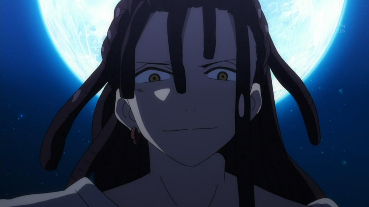 Magi 9 Avvesione S Anime Blog