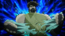 jojo's_bizarre_adventure-16-joseph-mask-ripping_shirt-training-ripple-badass-awesome