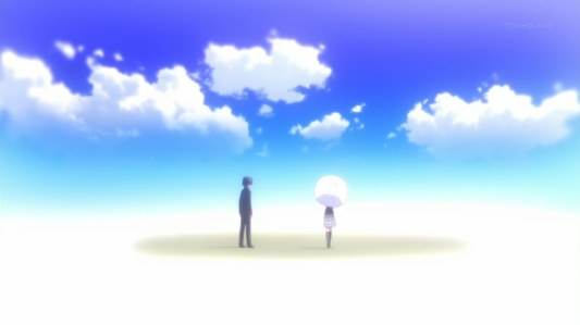 little_busters!-14-riki-mio-parasol-magic-distant-alone-clouds-sky-empty