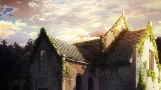 fate_stay_night_unlimited_blade_works-16-abandoned_church-background-sky-sunset-clouds-light-beautiful-art